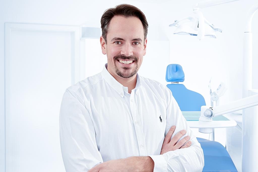Dr. Marco Nazet - Kieferorthopäde München